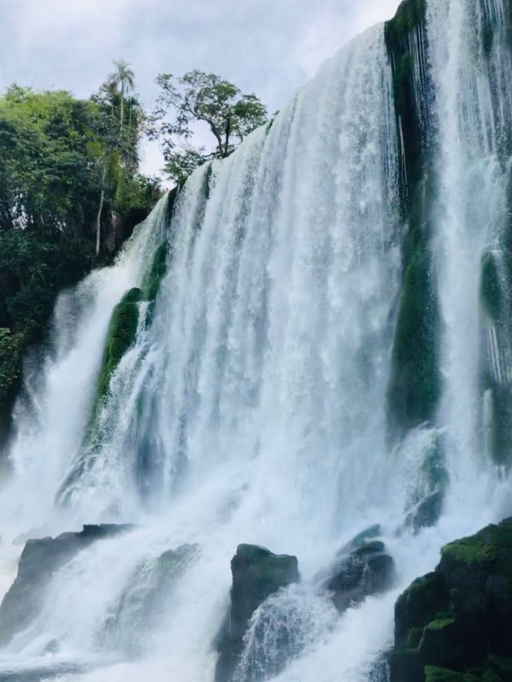 Chutes d'Iguazu côté Argentine