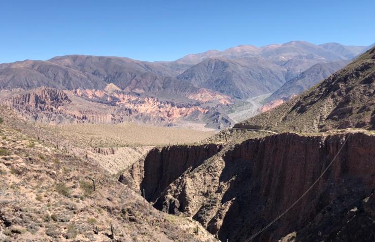 Canyon de la Garganta del Diablo - Tilcara - Nordeste - Argentine