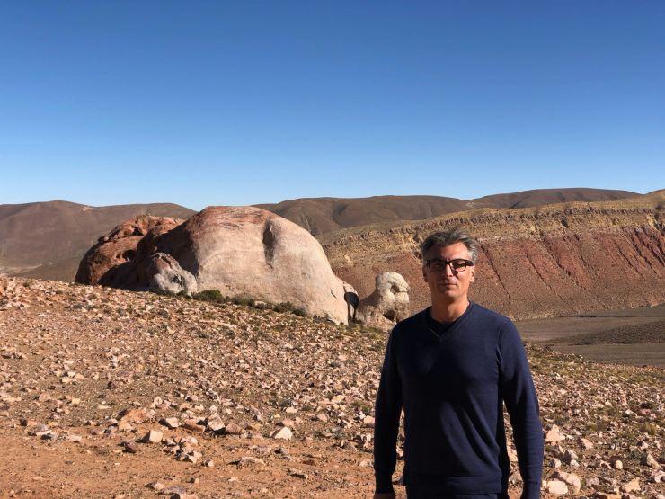 Rocher-Tortue - Juste avant de découvrir le Salar - Nordeste - Argentine
