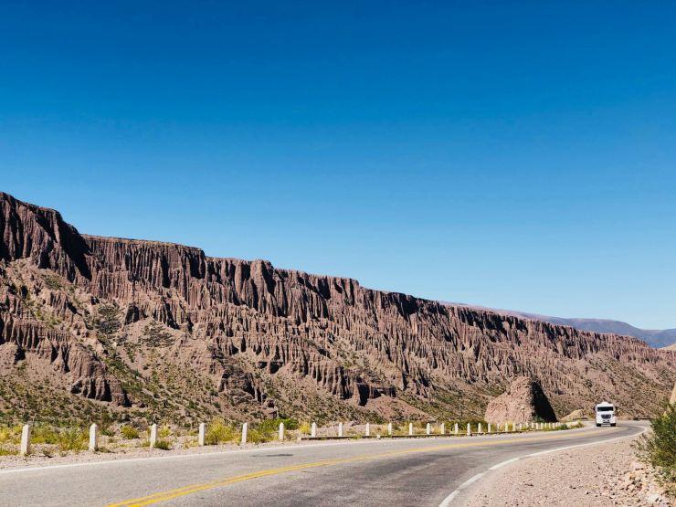 Ruta 52 - Nordeste - Argentine