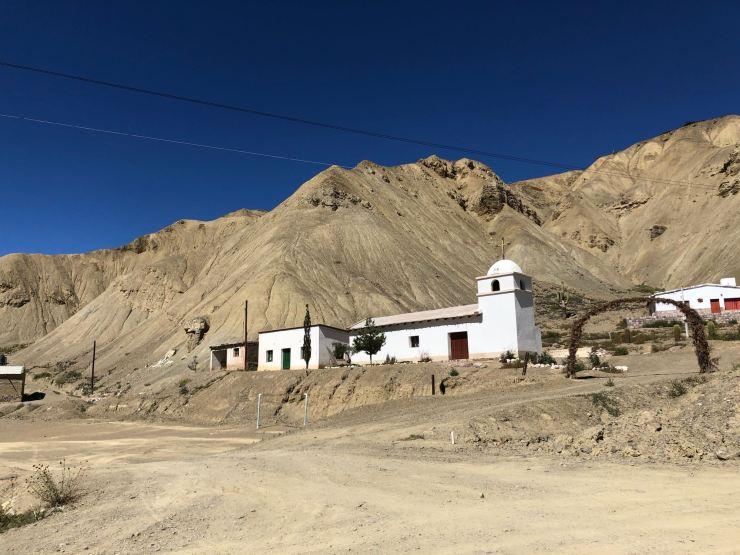 Environs de Purmamarca - Nordeste - Argentine