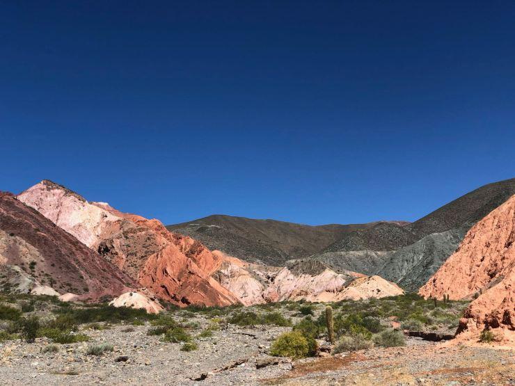 Paseo de los colorados - Nordeste - Argentine