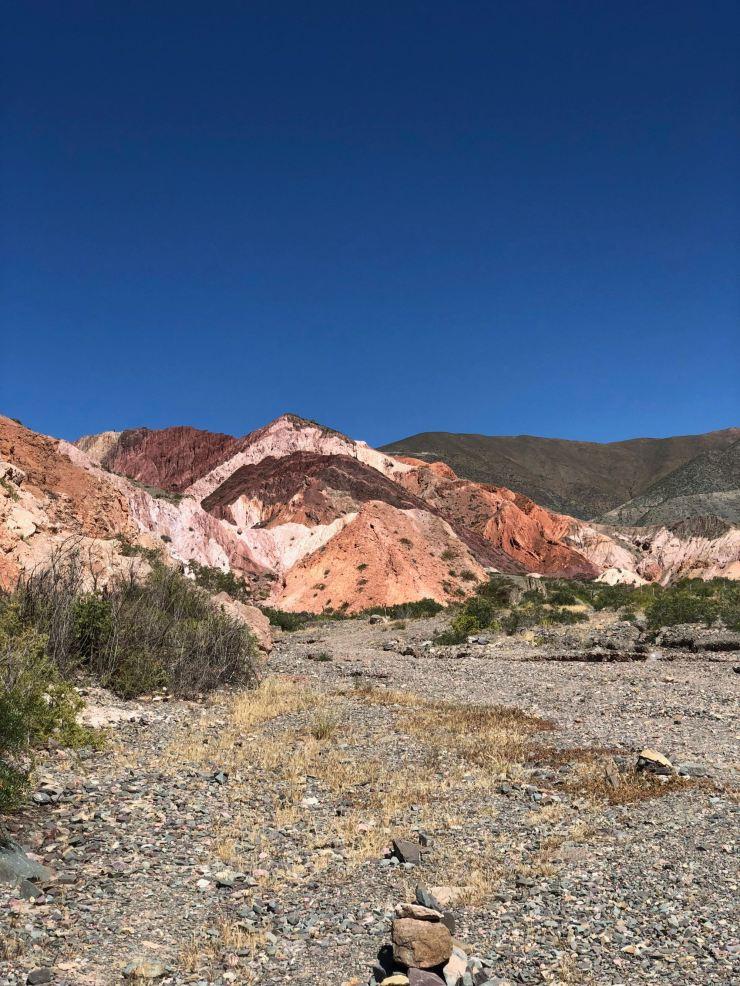 Montagne aux 7 couleurs - Paseo de los colorados - Nordeste - Argentine