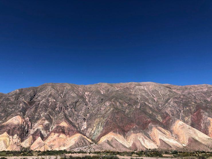 Montagne colorée - Nordeste - Argentine