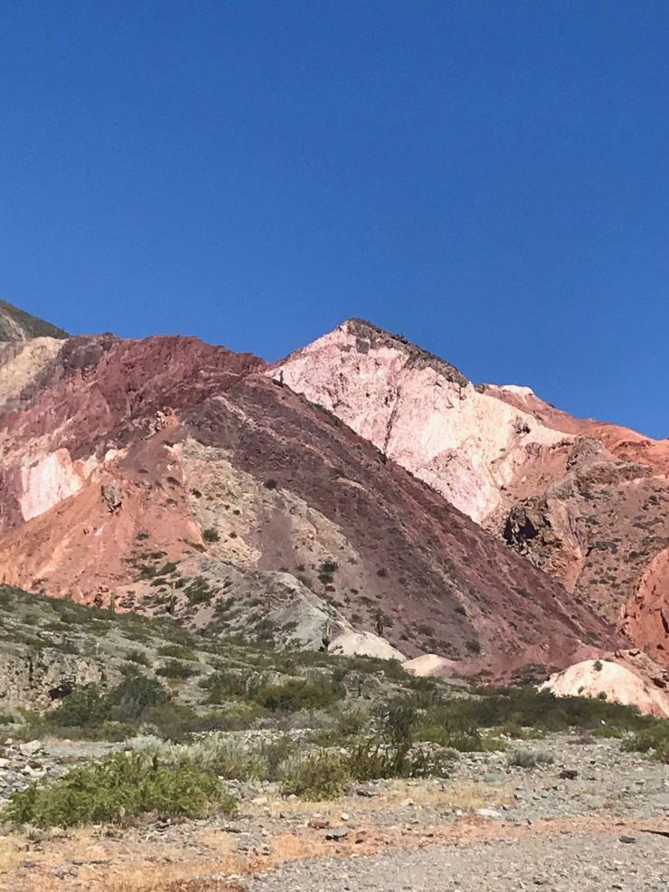 Montagne aux 7 couleurs - Nordeste - Argentine