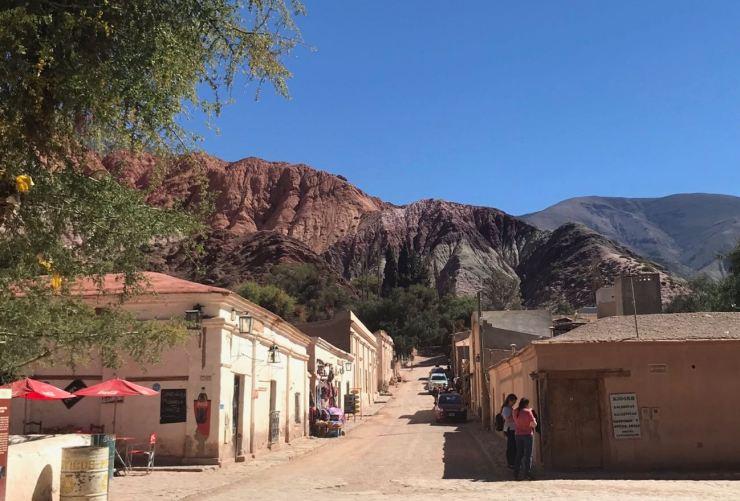 Les rues de Pumamarca - Nordeste - Argentine