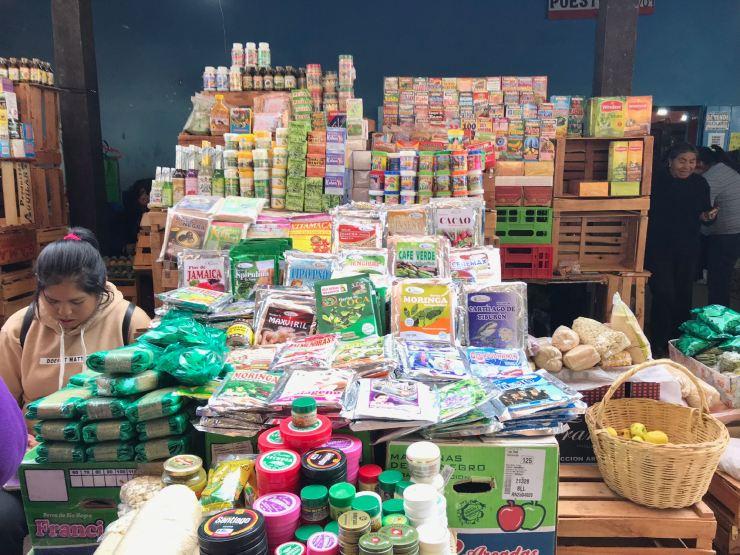Remèdes miracles - Au marché de Tilcara - Nordeste - Argentine