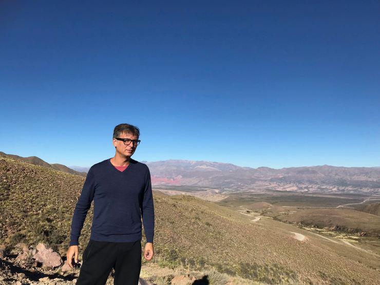 Vers El Hornocal - Nordeste - Argentine