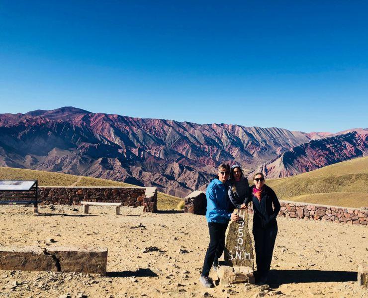 El Hornocal, la montagne aux 14 couleurs - Nordeste - Argentine