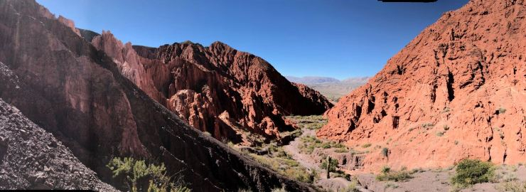 Quebrada de la senoritas - Uquia - Nordeste - Argentine