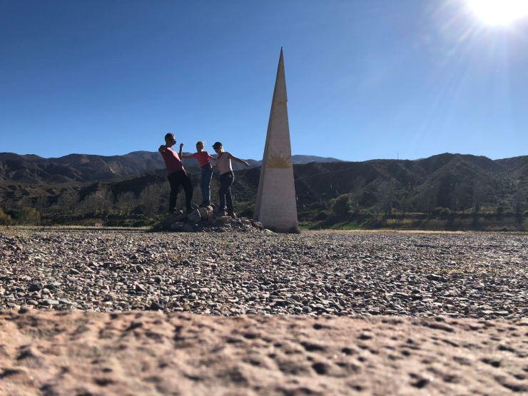 Tropique du capricorne - Quebrada de Humahuaca - Nordeste - Argentine