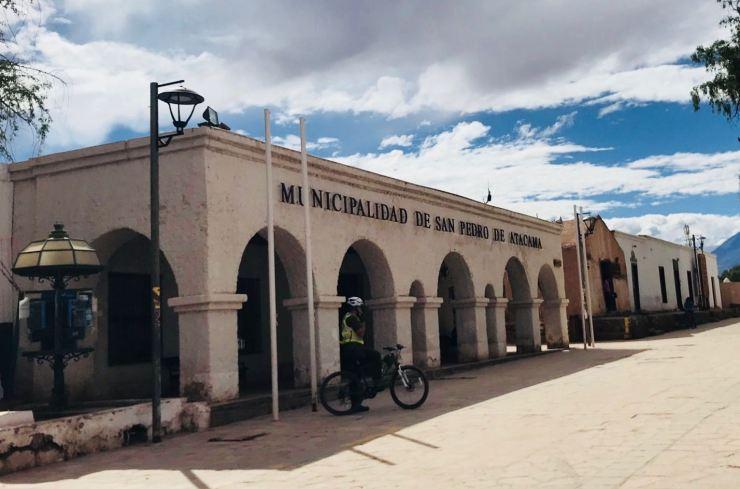 La mairie de San Pedro de Atacama - Chili