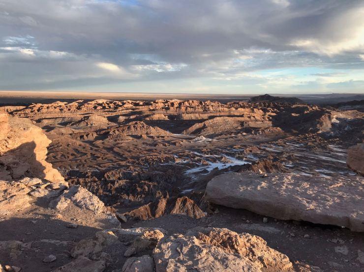 Valle de la Luna - Desert d'Atacama - Chili