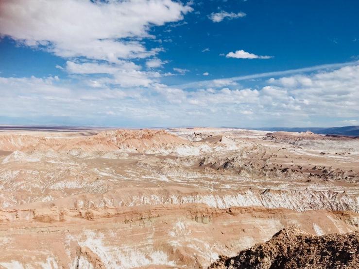 Vallée de la Lune - Désert d'Atacama - Chili