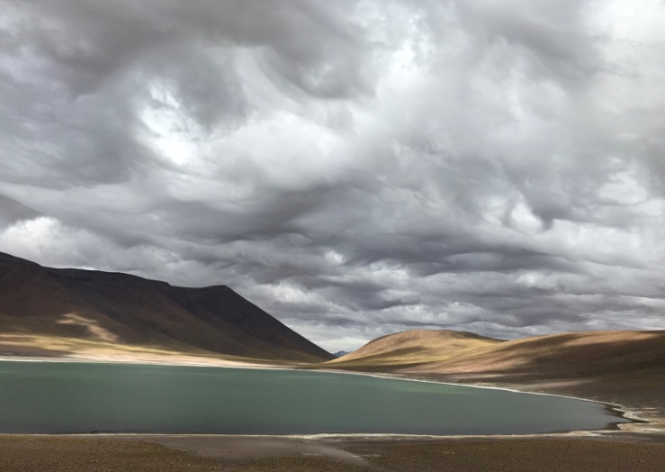Laguna Miniques- Désert d'Atacama - Chili