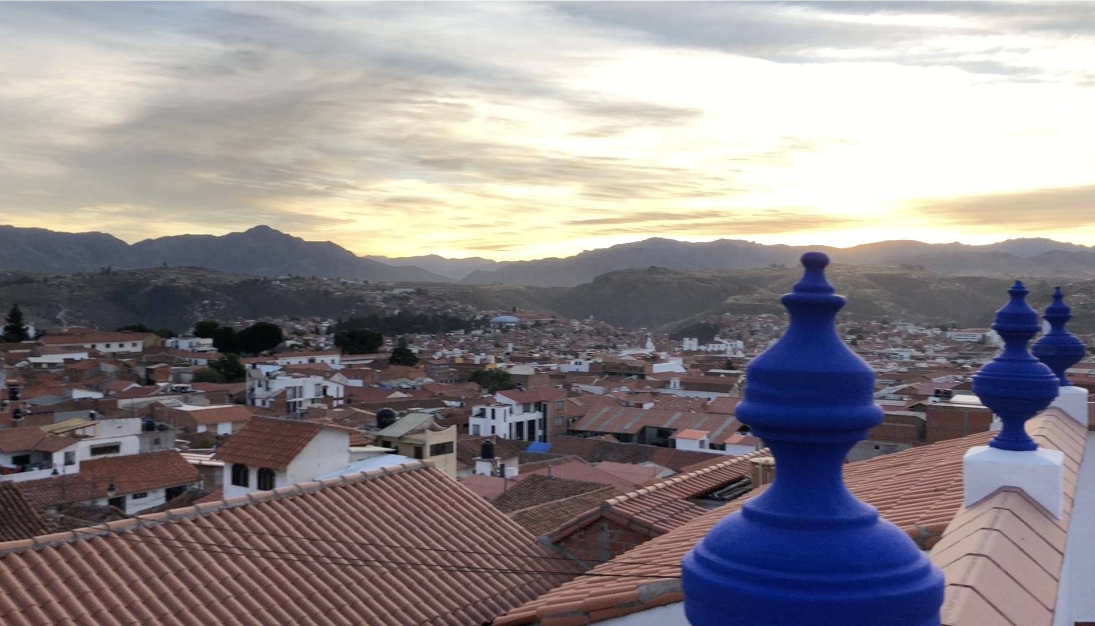 Bolivie : Sucre : Les délices de la ville blanche