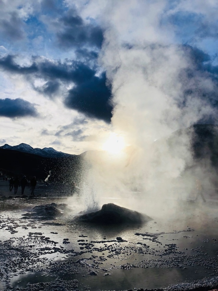 Geysers del Tatio - Désert d'Atacama - Chili