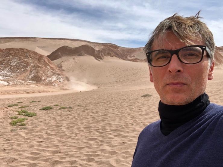 Vallée de la Mort - Désert d'Atacama - Chili