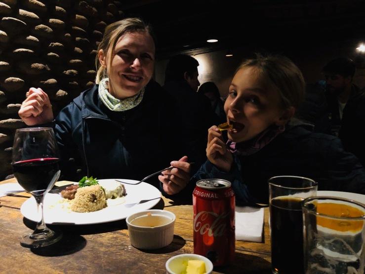 Festin Chilien ! - San Pedro de Atacama - Chili