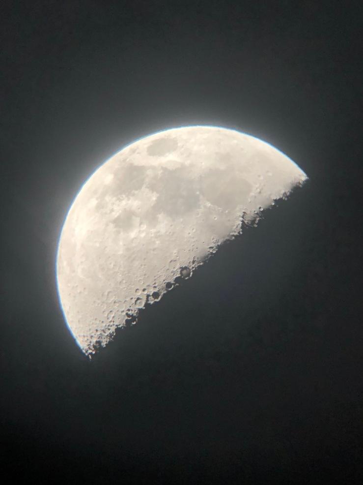 La Lune ! - Desert d'Atacama - Chili