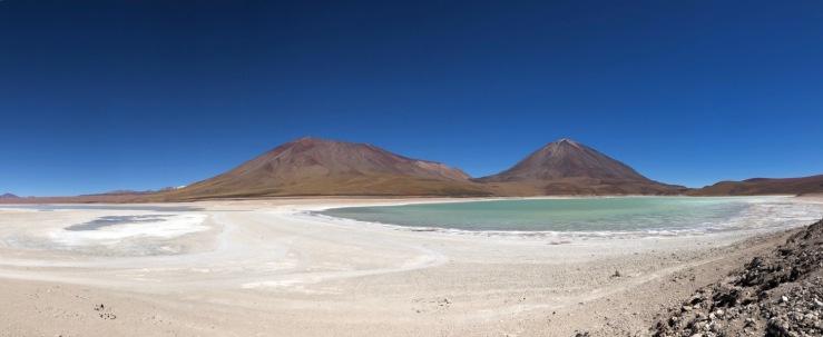 Laguna Verde - Sud Lipez - Bolivie