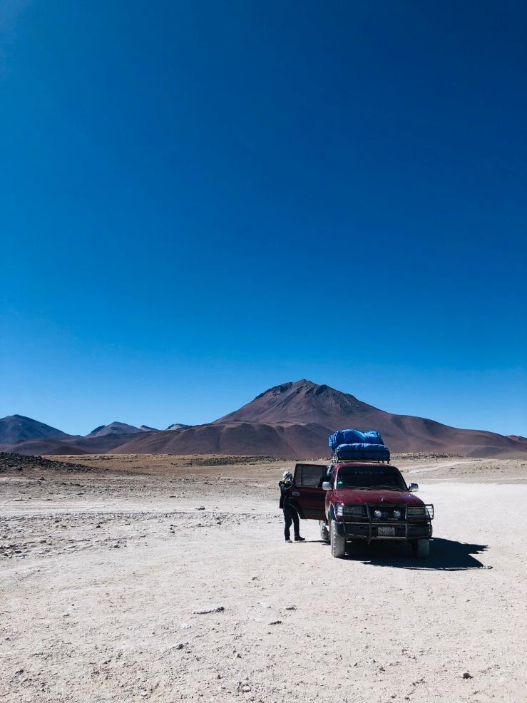Notre 4X4 ! C'est parti pour l'aventure ! - Bolivie