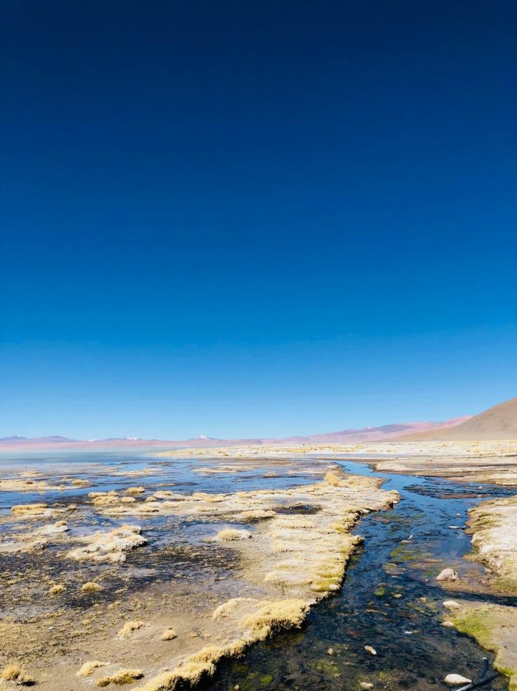 Thermes de Polques - Sud Lipez - Bolivie