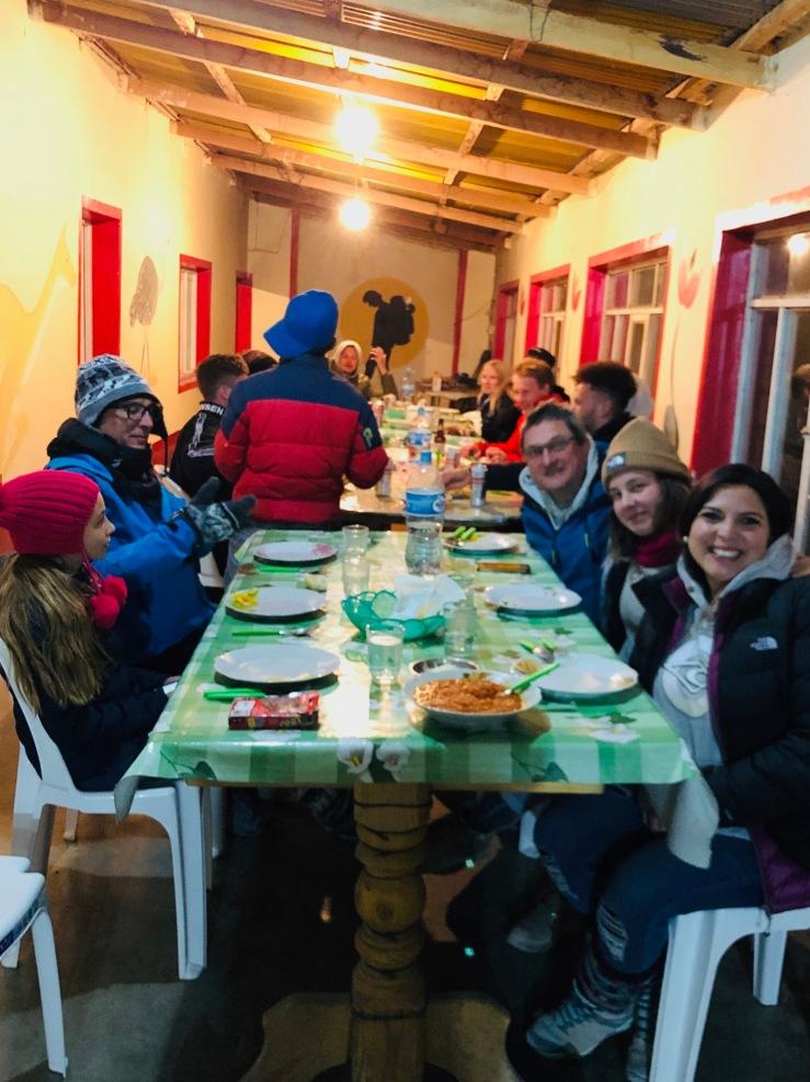 "Dans notre ""hotel basico"" - Villamar - Sud Lipez - Bolivie"