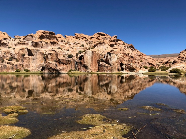 Laguna Misteriosa - Sud Lipez - Bolivie