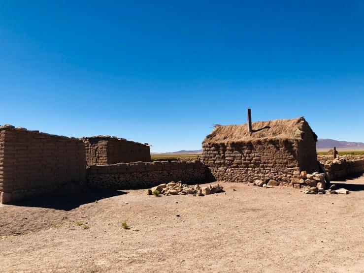 El Comedor où on déjeune - Sud Lipez - Bolivie