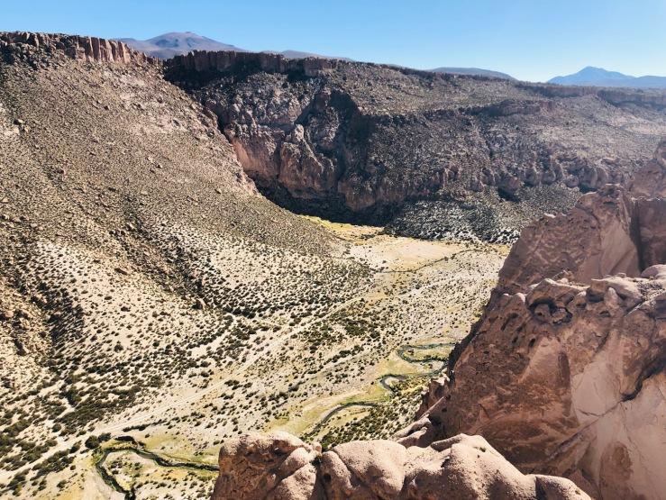 Canon del Anaconda Sud Lipez - Bolivie