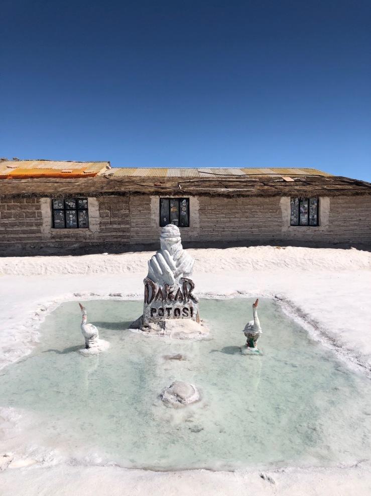 Musée du Sel - Salar d'Uyuni - Bolivie