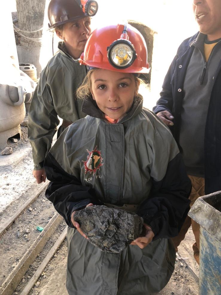Entrée dans la mine - Potosi - Bolivie