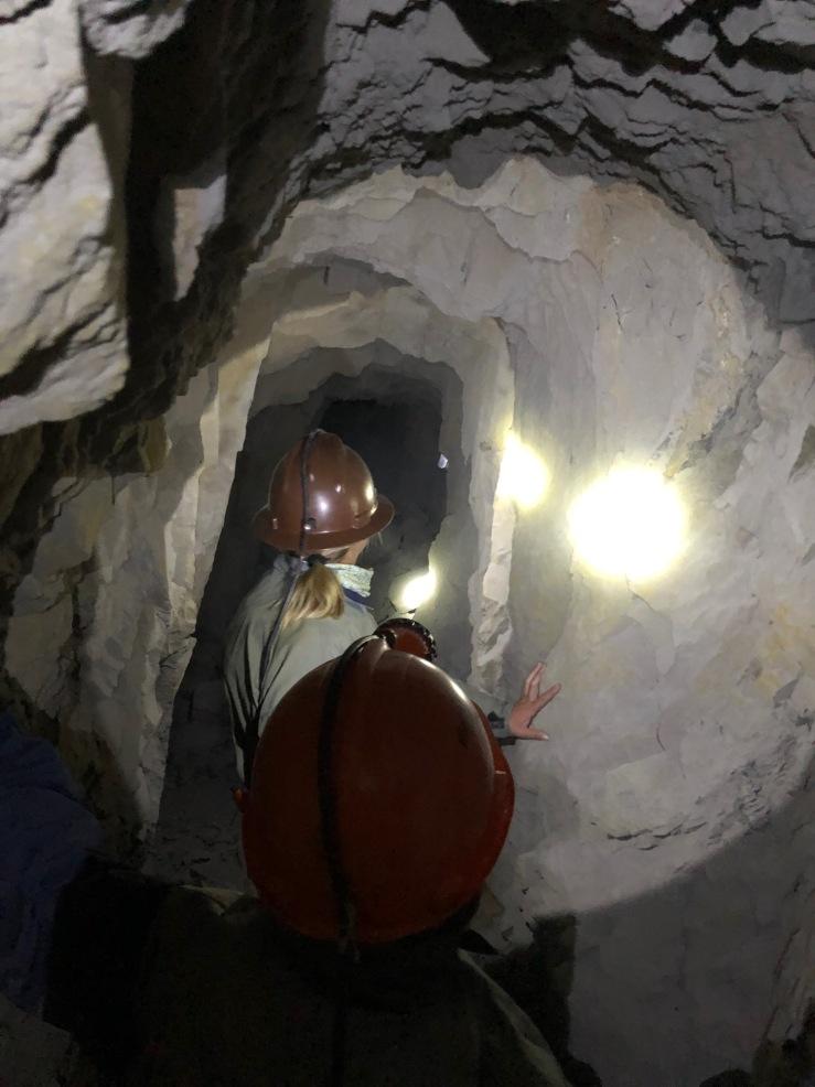 Dans la mine - Potosi - Bolivie