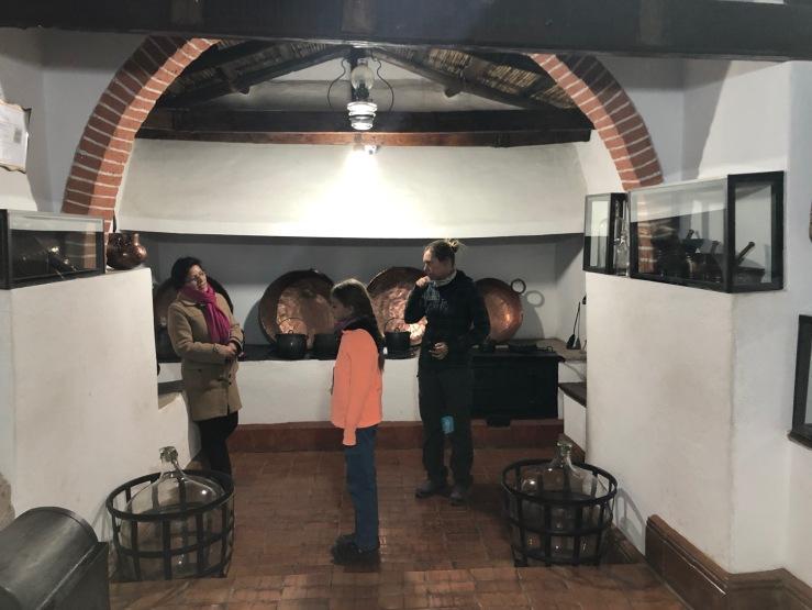 Visite du couvent de Santa Teresa - Potosi - Bolivie