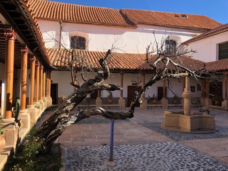 Cloitre du couvent de Santa Teresa - Potosi - Bolivie