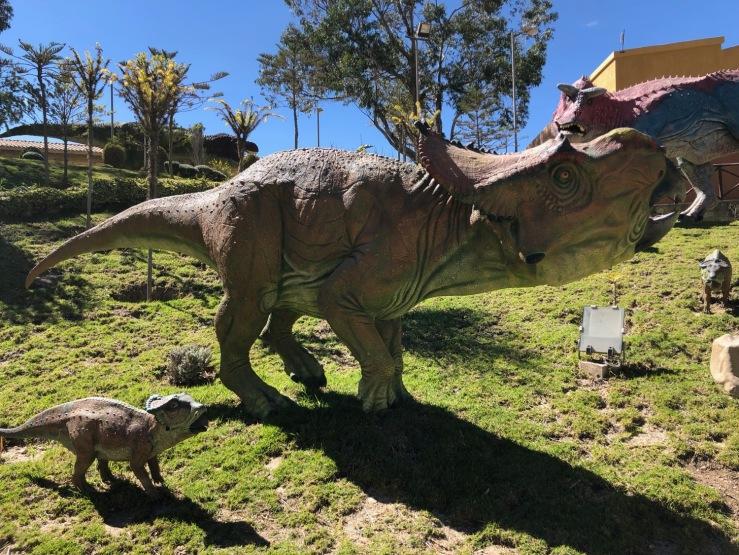 Parque Cretacico - Sucre - Bolivie