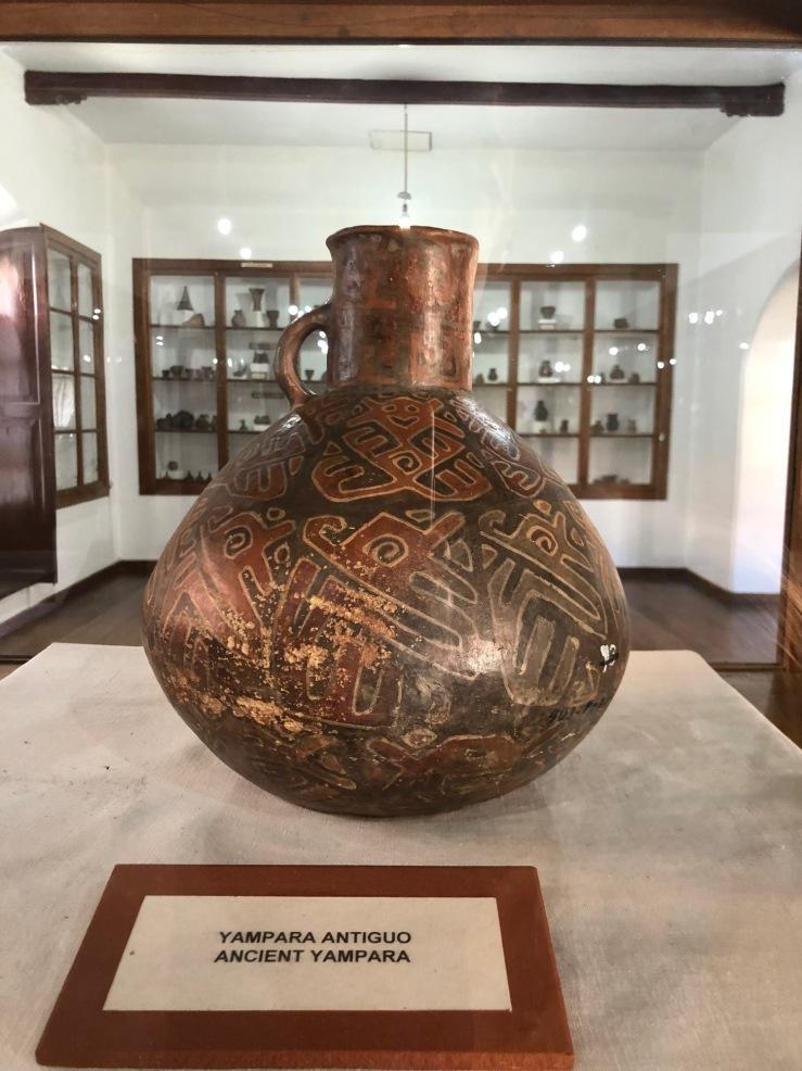 Musée Anthropologique - Sucre - Bolivie