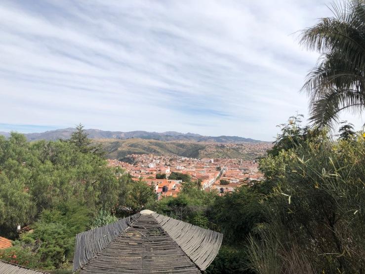 Vue depuis le Mirador de Recoleta - Sucre - Bolivie