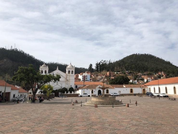 Recoleta - Eglise- Sucre - Bolivie