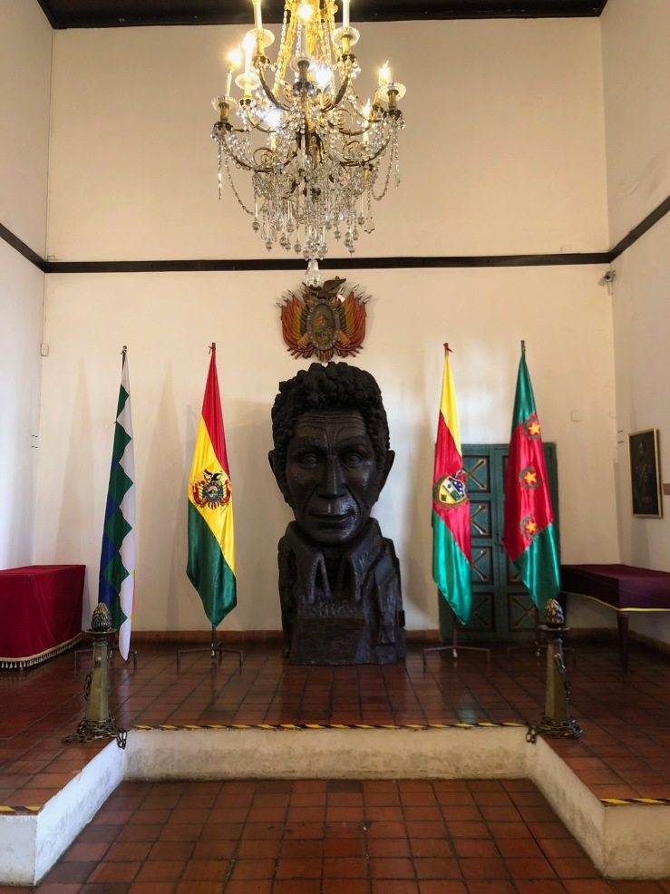 Casa de la Libertad - Sucre - Bolivie