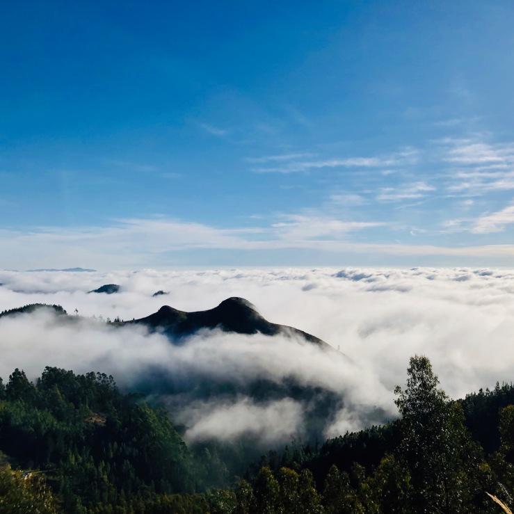 Mirador sur Sucre - Bolivie