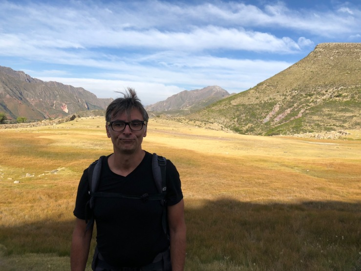 Altiplano - Dans la cordillère de Los Frailes - Région de Sucre - Bolivie