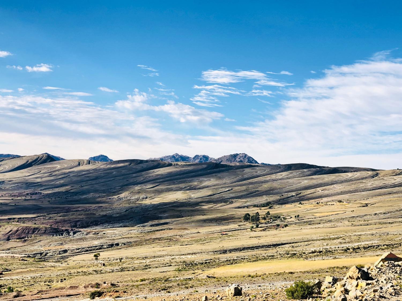 Bolivie : Cratère de Maragua, villages Jalq'A et Anniversaire de Geoffrey
