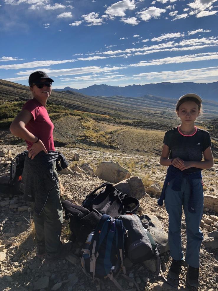 Cratère de Maragua - Région de Sucre - Bolivie