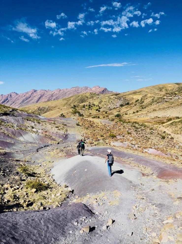 Cratere de Maragua - Région de Sucre - Bolivie