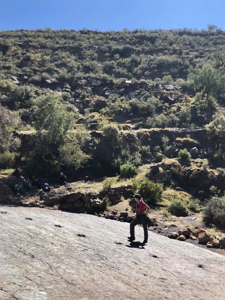 Sur la trace des dinosaures - Région de Sucre - Bolivie
