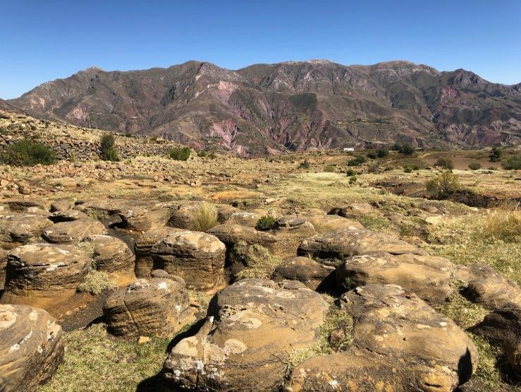 Région de Sucre - Bolivie