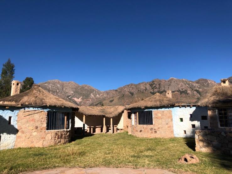 Notre hébergement à Potolo - Région de Sucre - Bolivie