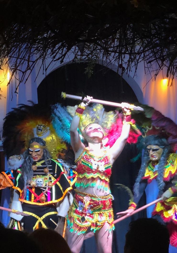 Danses traditionnelles - Sucre - Bolivie